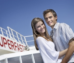 Photography production project for Superfast Ferries
