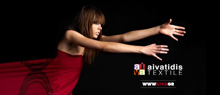 aiva, textile, website