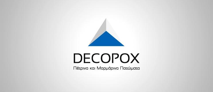 decopox, website, logo, web design, branding