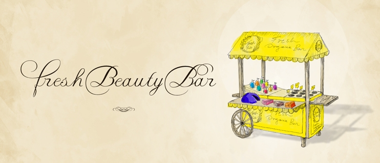 Fresh Line Fresh Beauty Bar Product Catalogue Design